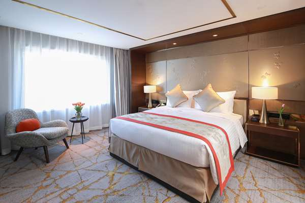 酒店 HOTEL GOLDEN TULIP SHANGHAI RAINBOW - 行政套房