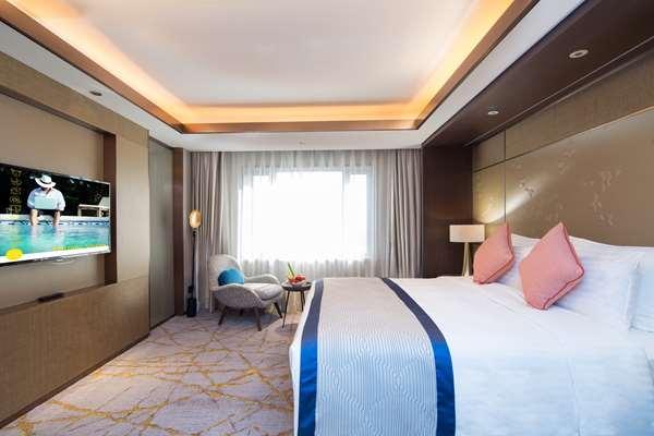酒店 HOTEL GOLDEN TULIP SHANGHAI RAINBOW - 行政豪华套房