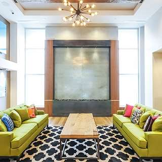Lobby - LIV Extended Stay Hotel Downtown Ottawa