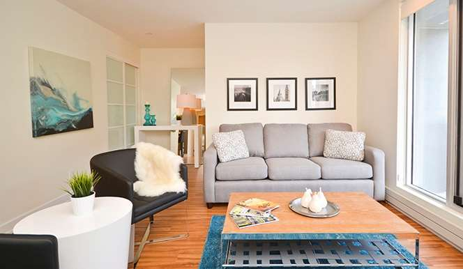 Room - LIV Extended Stay Hotel Downtown Ottawa