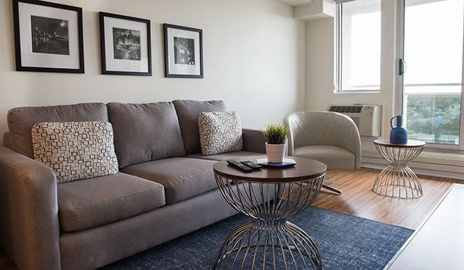 Suite - LIV Extended Stay Hotel Downtown Ottawa