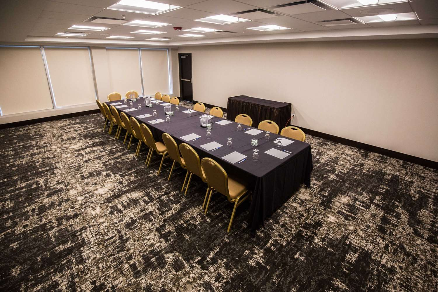 Meeting Facilities - Wyndham Hotel O'Hare Airport Des Plaines