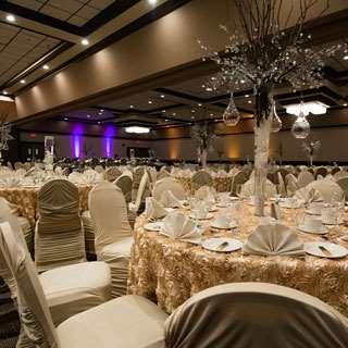 Ballroom - Edmonton Inn & Conference Centre