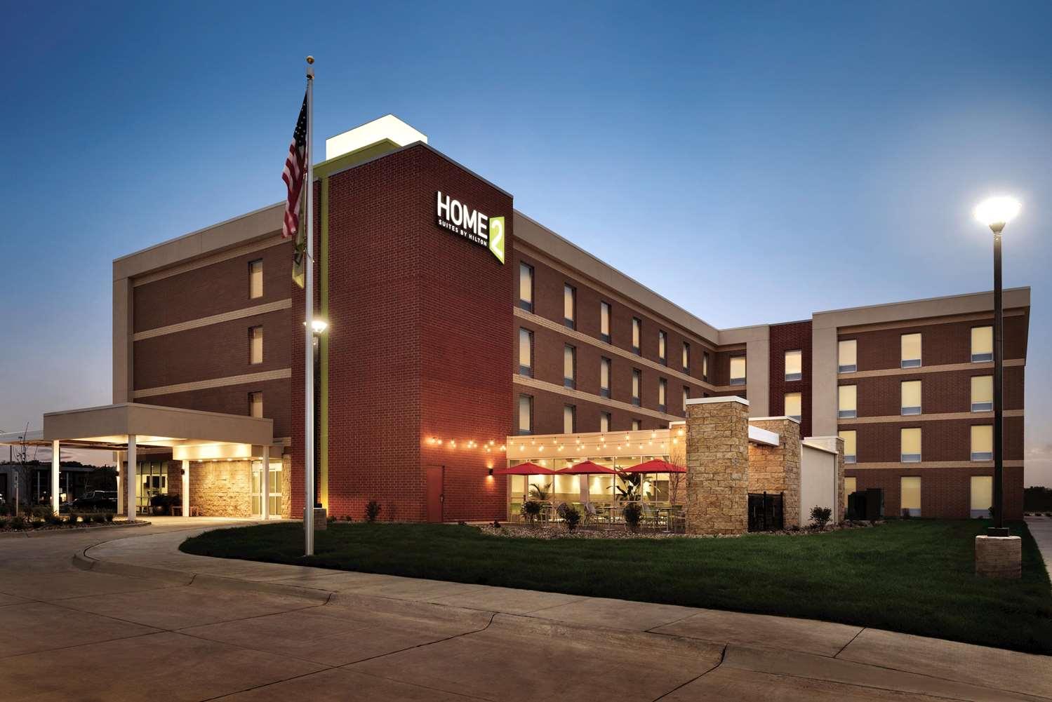 Exterior view - Home2 Suites by Hilton Coralville