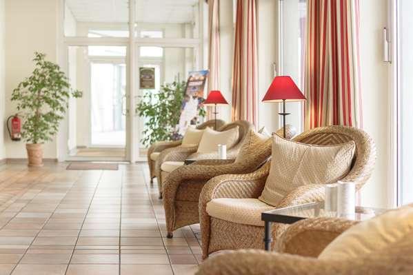 Een perfect gelegen 3-sterrenhotel in Leipzig