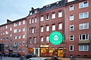 Hotel HOTEL CITY KIEL BY PREMIERE CLASSE