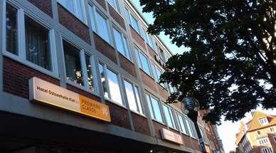 Hotel HOTEL OSTSEEHALLE KIEL BY PREMIERE CLASSE