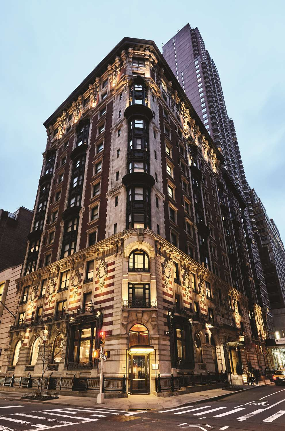 Hotels Near  Madison Avenue New York
