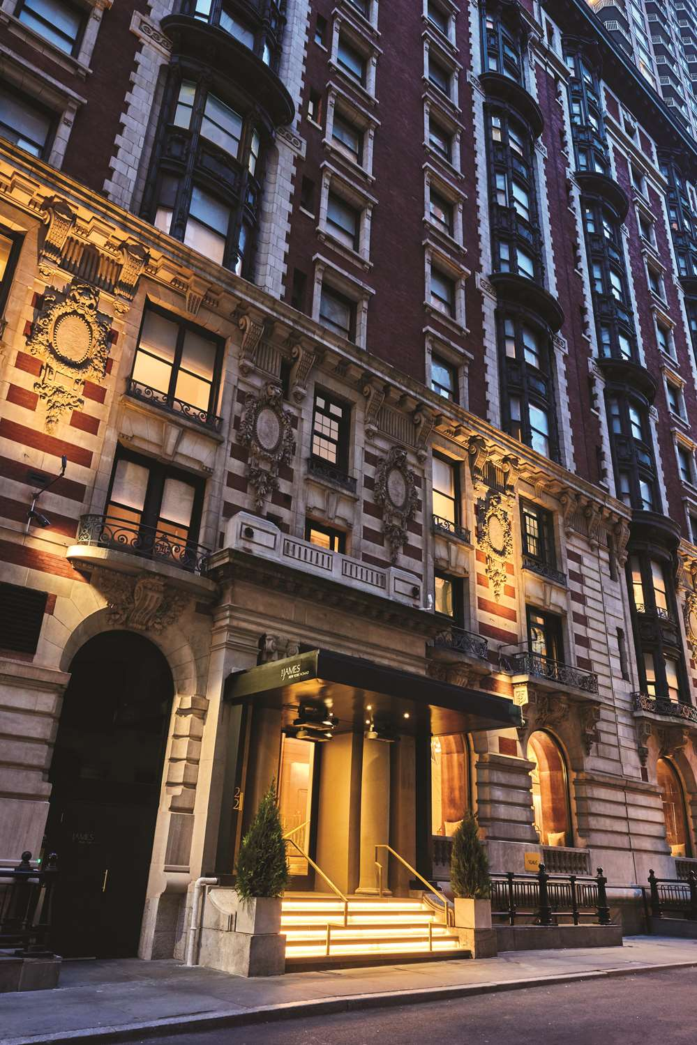 Exterior View James New York Nomad Hotel