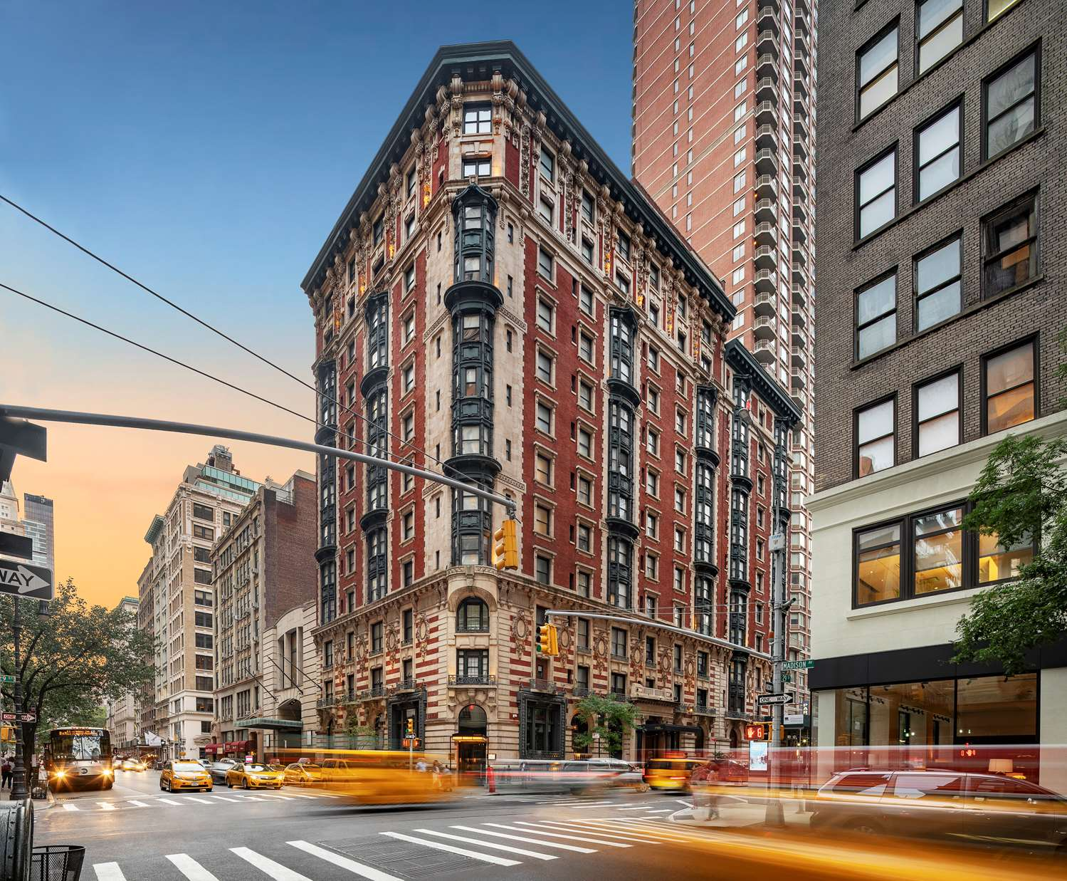 Exterior view - James New York NoMad Hotel