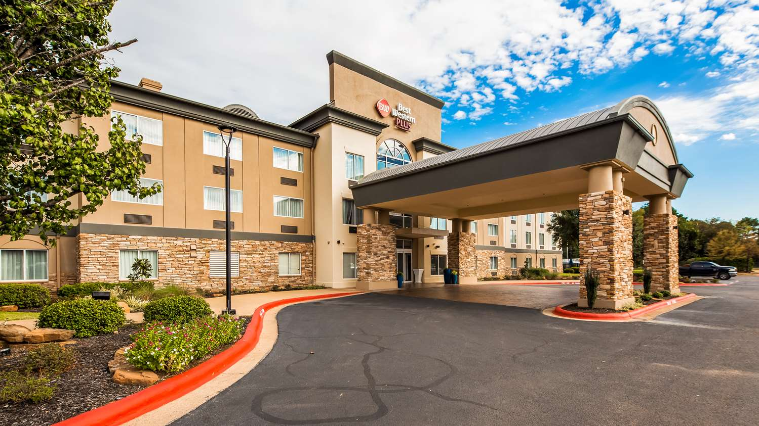 Exterior view - Best Western Plus South Longview Hotel