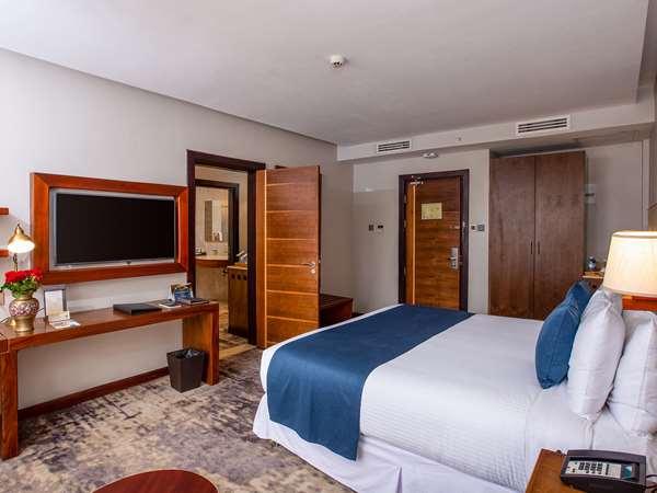 Hotel GOLDEN TULIP CANAAN KAMPALA - Executive Suite - Balcony