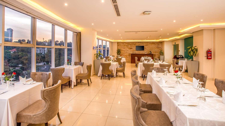 Restaurant - Hotel Golden Tulip Canaan Kampala