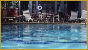 Pool - Civic Center Motor Inn San Francisco
