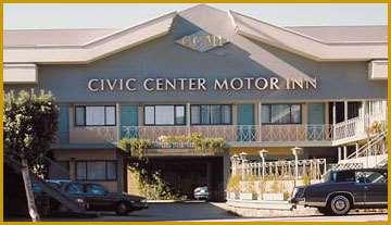 Exterior view - Civic Center Motor Inn San Francisco