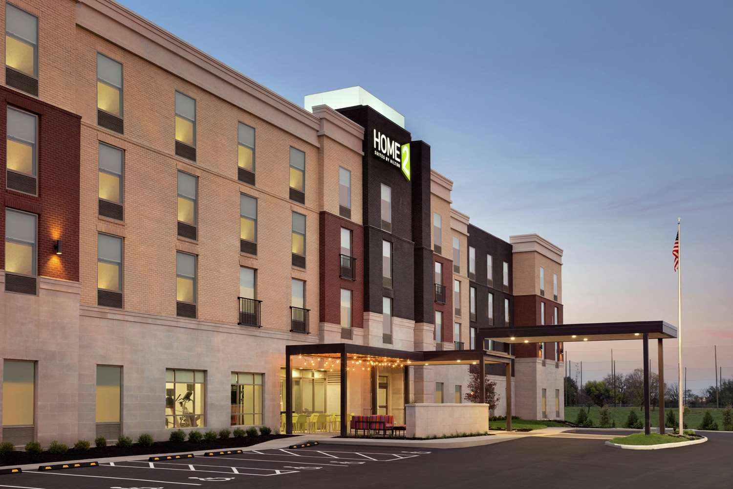 Exterior view - Home2 Suites by Hilton Cincinnati Airport South Florence