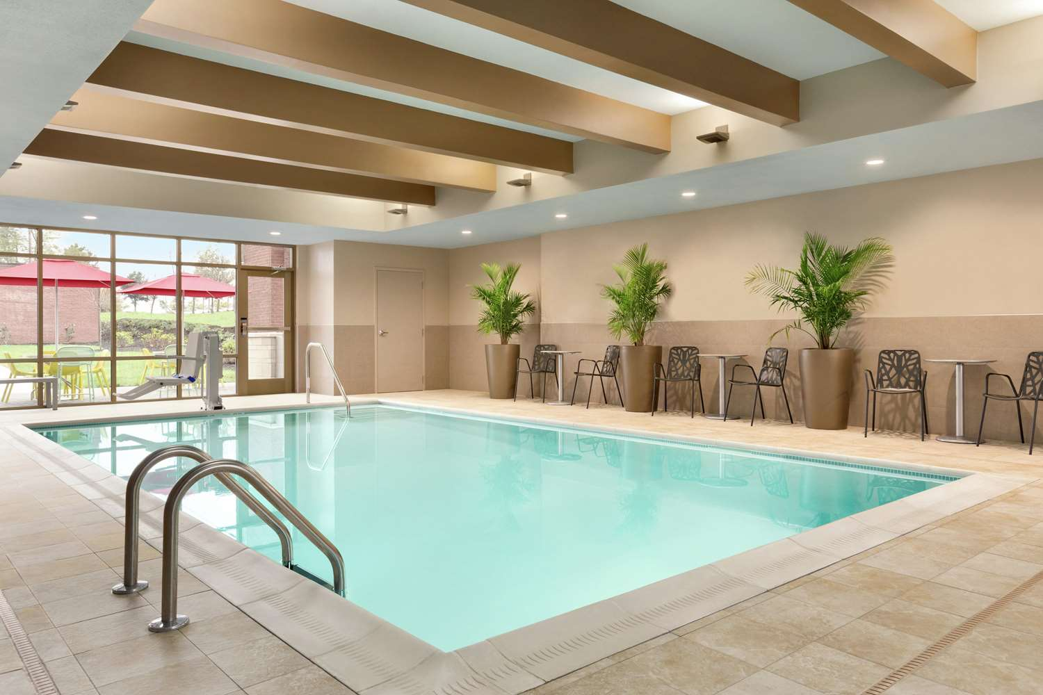 Pool - Home2 Suites by Hilton Cincinnati Airport South Florence