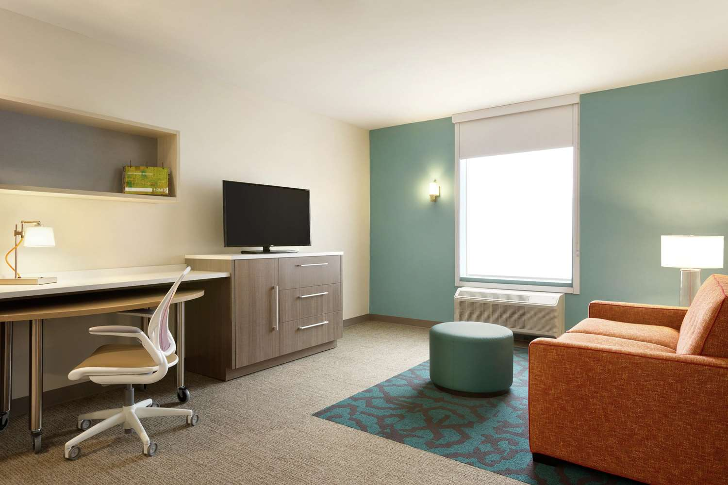 Room - Home2 Suites by Hilton Cincinnati Airport South Florence