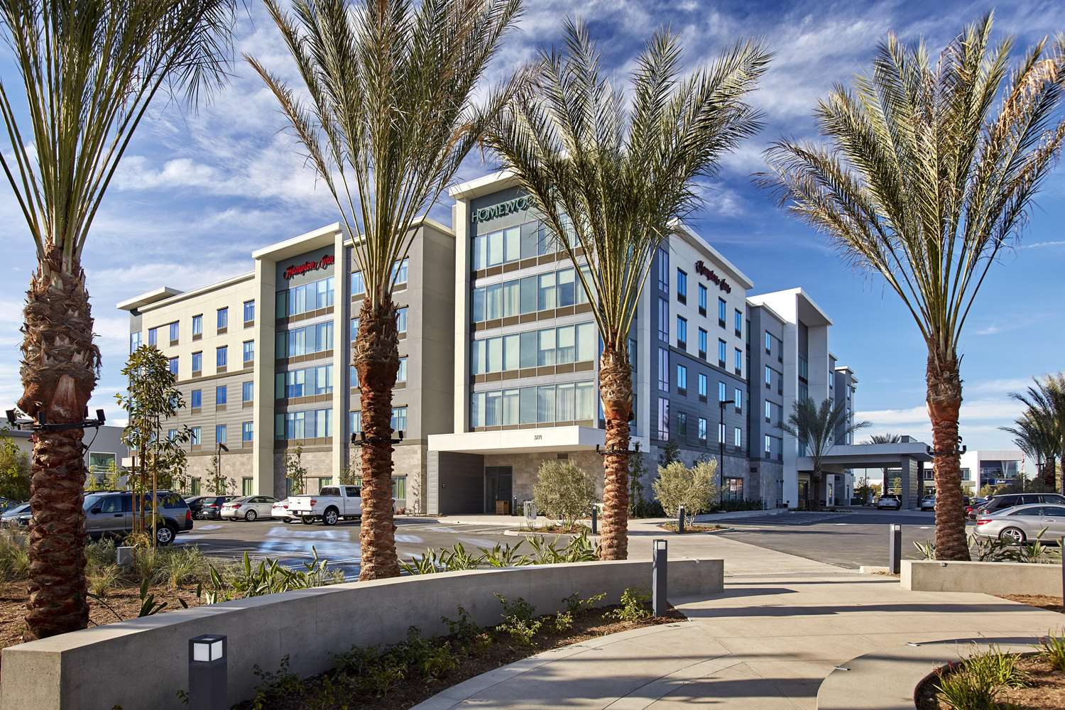 Exterior view - Homewood Suites by Hilton Airport Long Beach