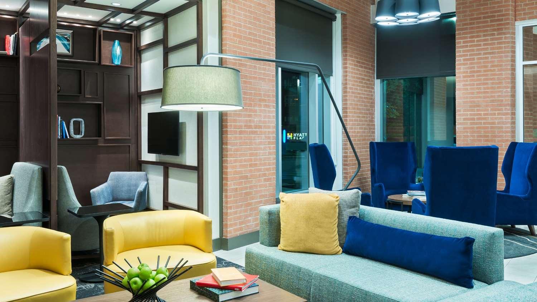 Lobby - Hyatt Place Hotel Round Rock