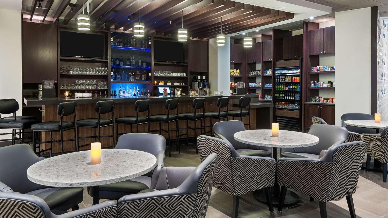 Bar - Hyatt Place Hotel Round Rock