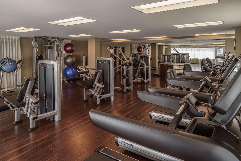 Fitness/ Exercise Room - Hyatt Regency Hotel Conference Center Aurora