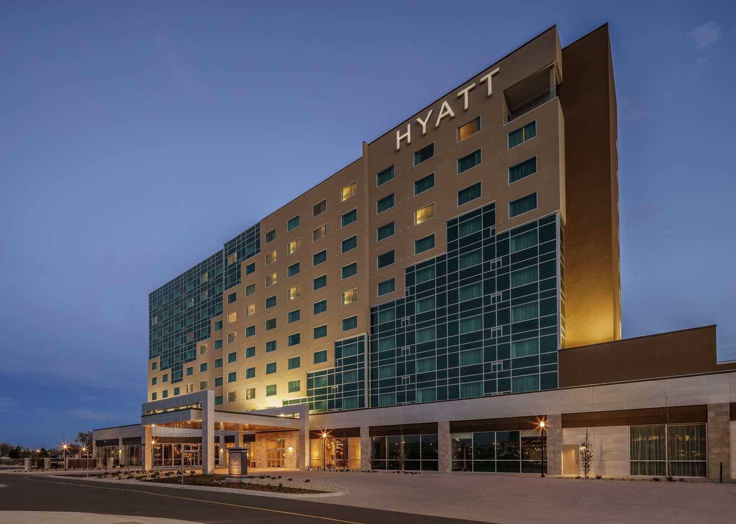 Exterior view - Hyatt Regency Hotel Conference Center Aurora