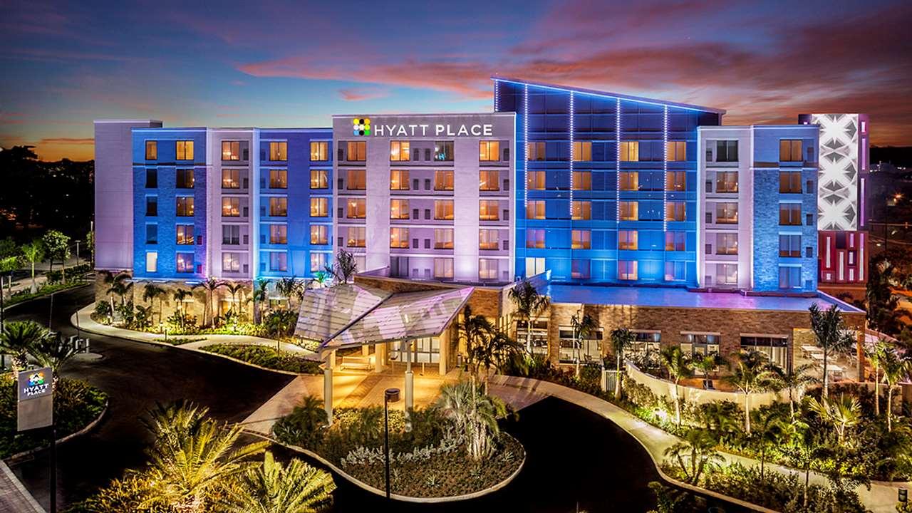 Exterior view - Hyatt Place Hotel City Center San Juan