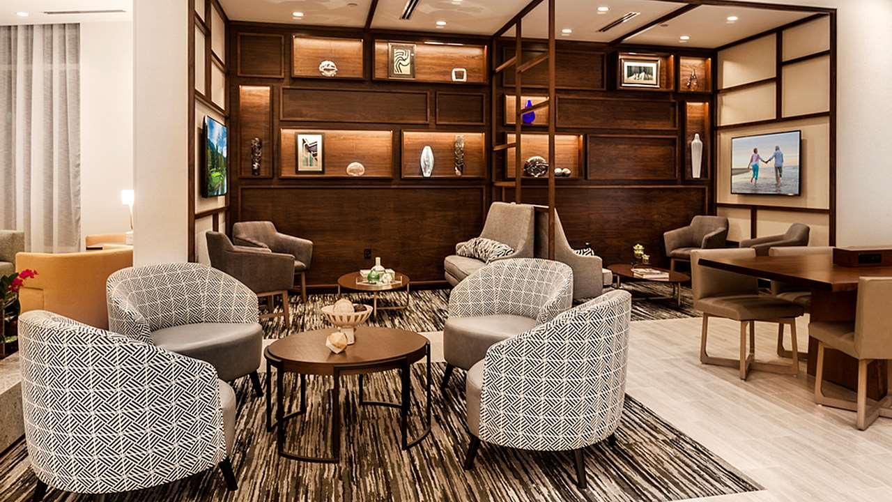 Lobby - Hyatt Place Hotel City Center San Juan