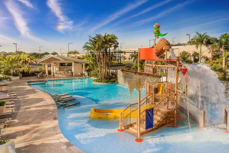 Pool - Hyatt Place Hotel City Center San Juan