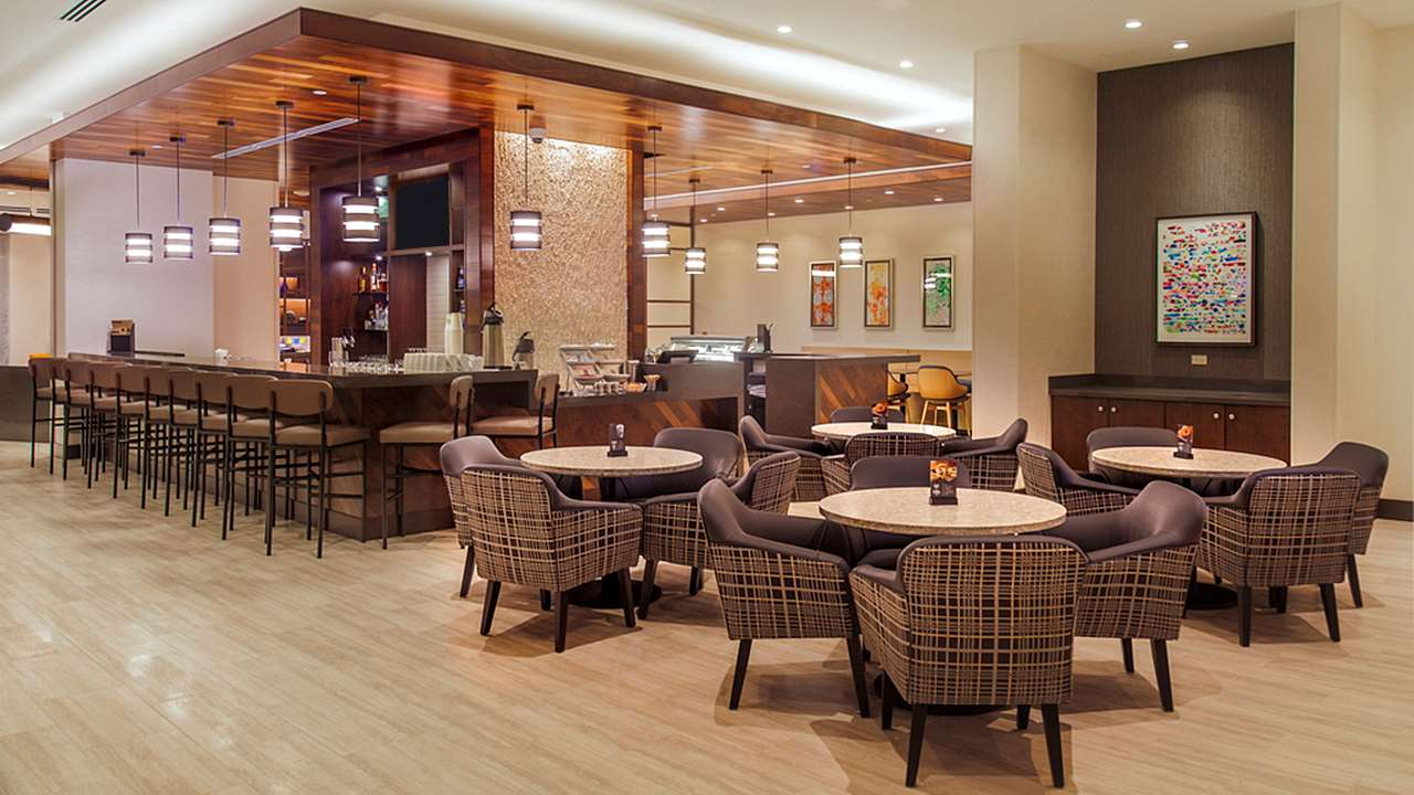 Restaurant - Hyatt Place Hotel City Center San Juan