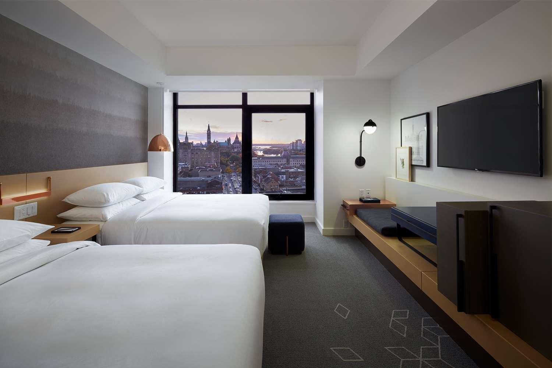 Room - Andaz Byward Market Hotel Ottawa