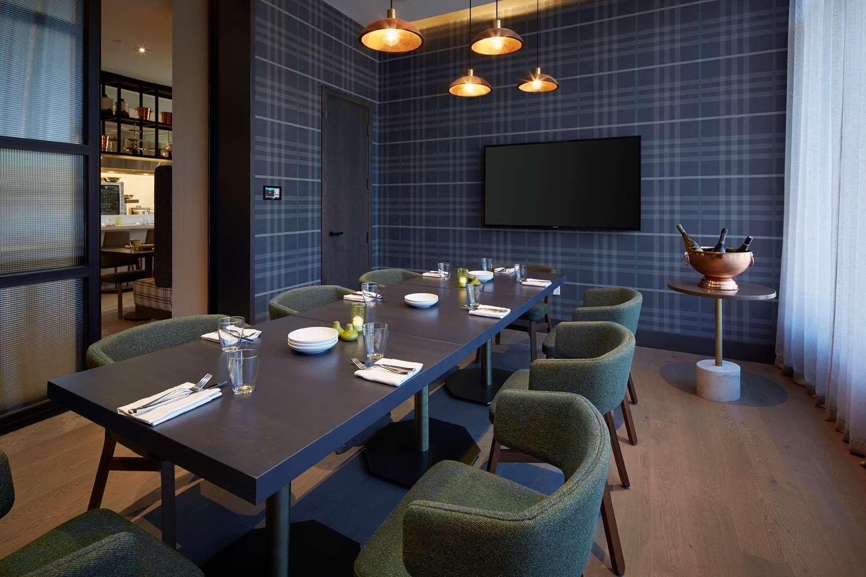 Restaurant - Andaz Byward Market Hotel Ottawa