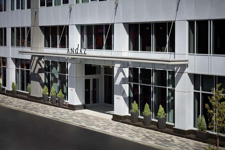 Exterior view - Andaz Byward Market Hotel Ottawa