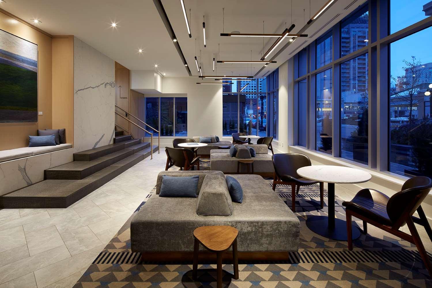 Lobby - Andaz Byward Market Hotel Ottawa