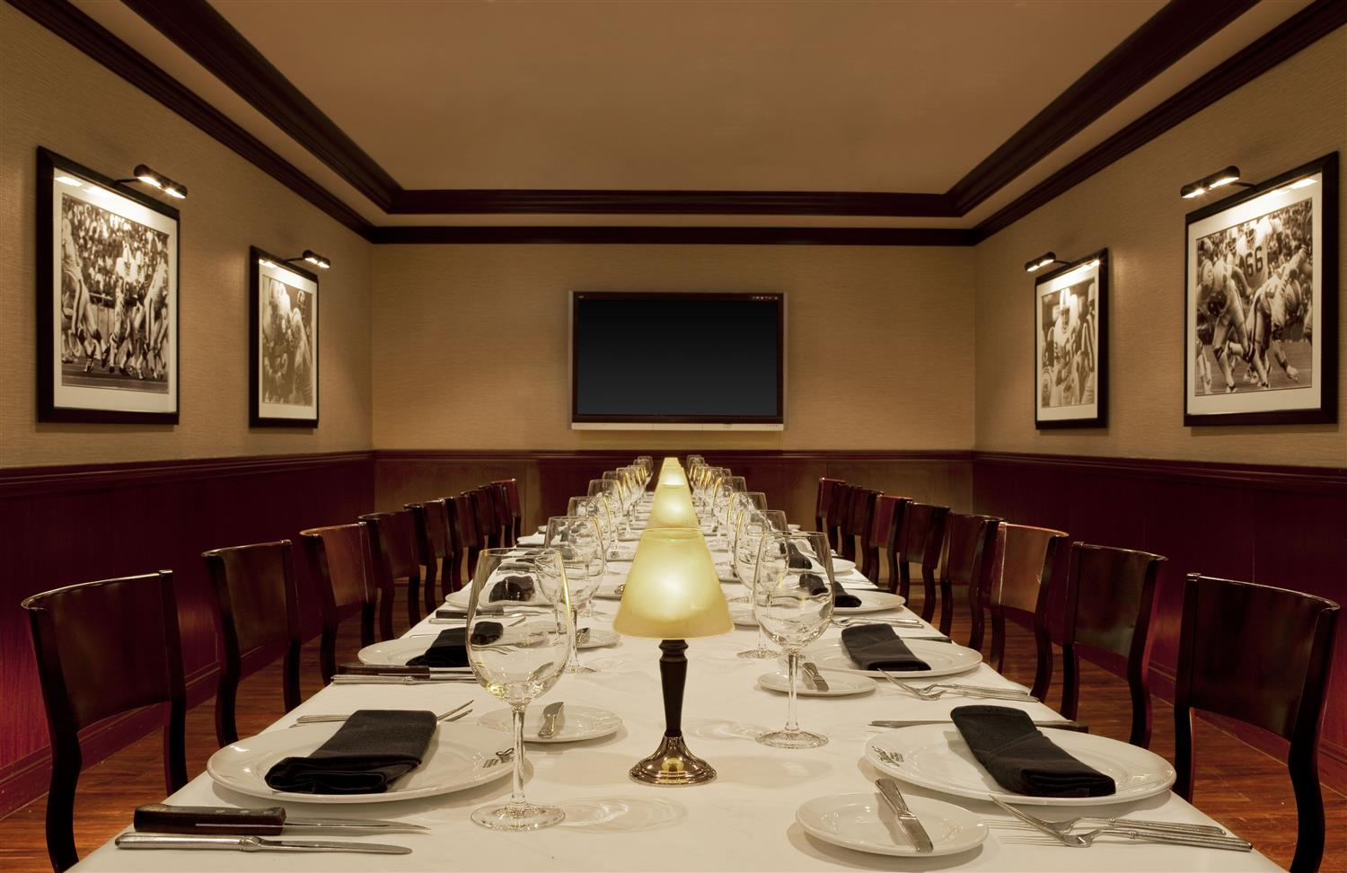 Shula's Steak House - Private Dining Room