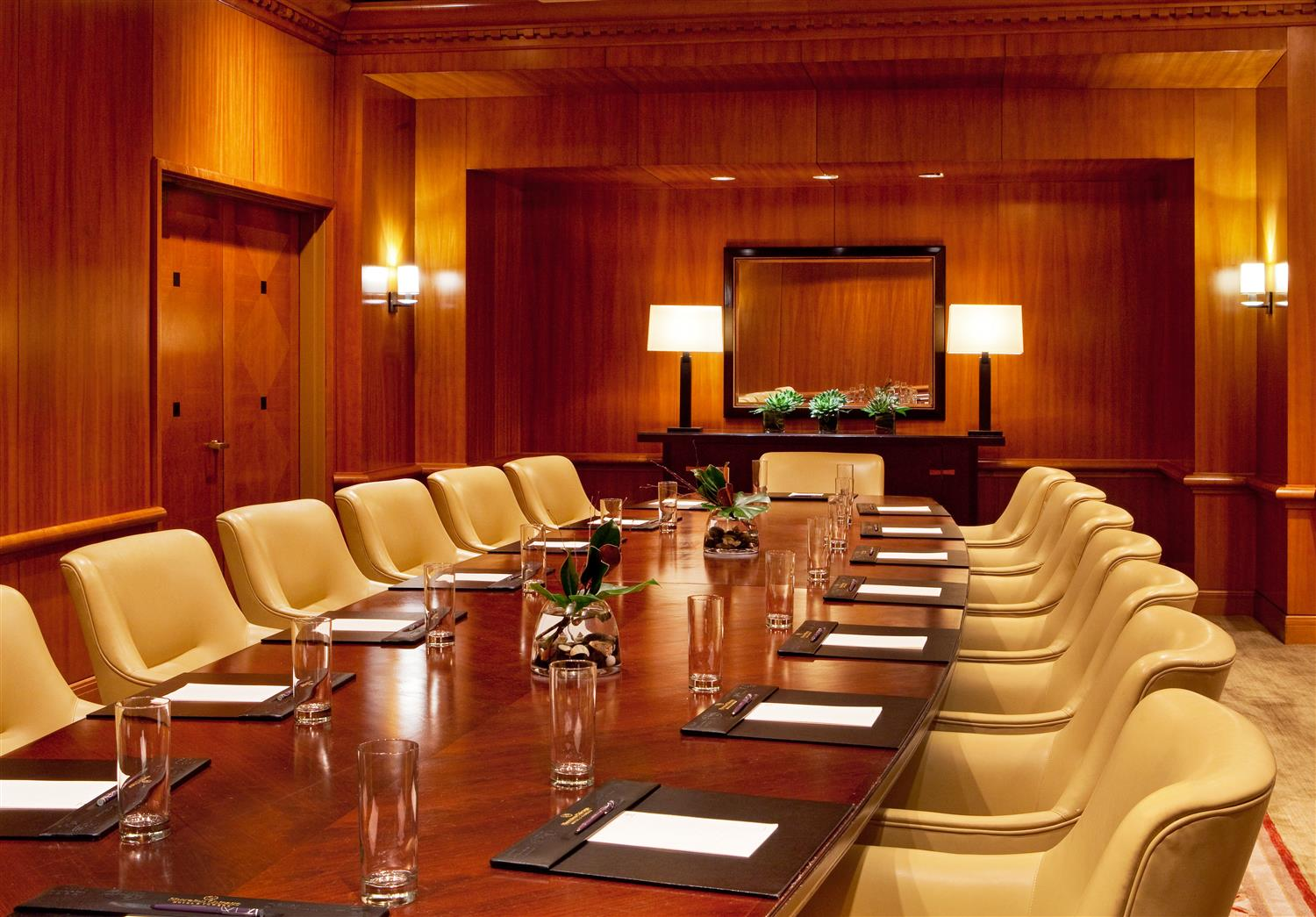 Illinois Boardroom
