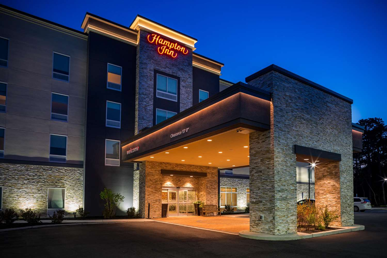 Exterior view - Hampton Inn Absecon