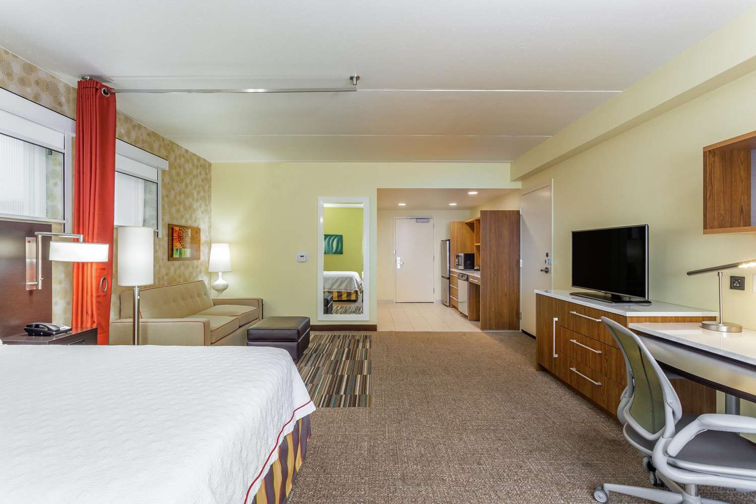 Room - Home2 Suites by Hilton Airport Albany