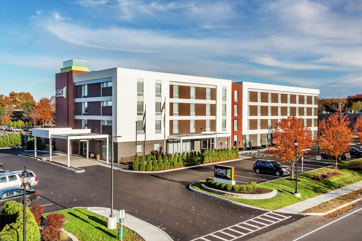 Exterior view - Home2 Suites by Hilton Airport Albany