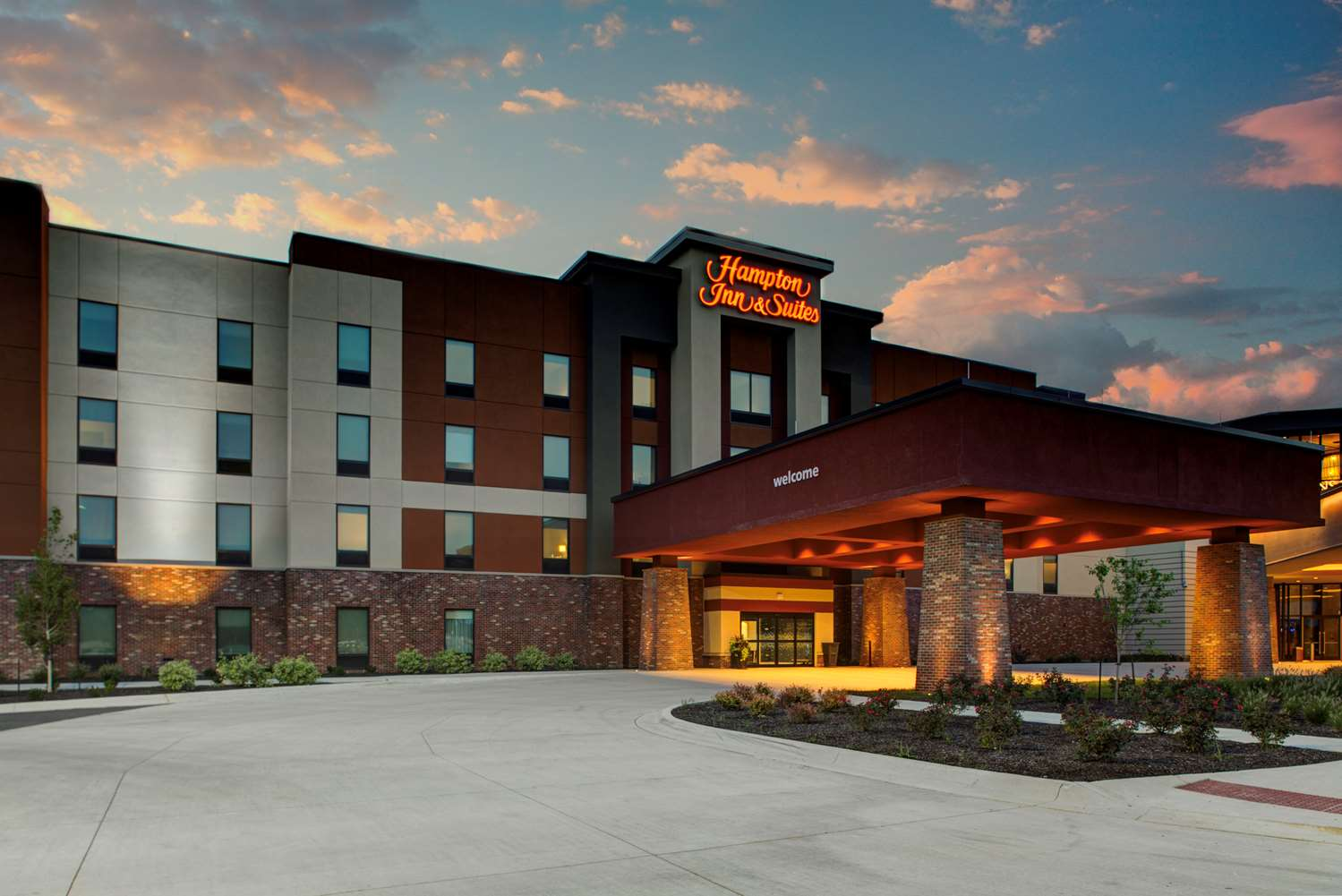 Hampton Inn - Suites Pittsburg Kansas Crossing KS
