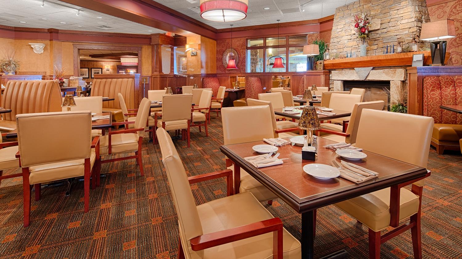 Restaurant - Best Western Ramkota Inn Rapid City