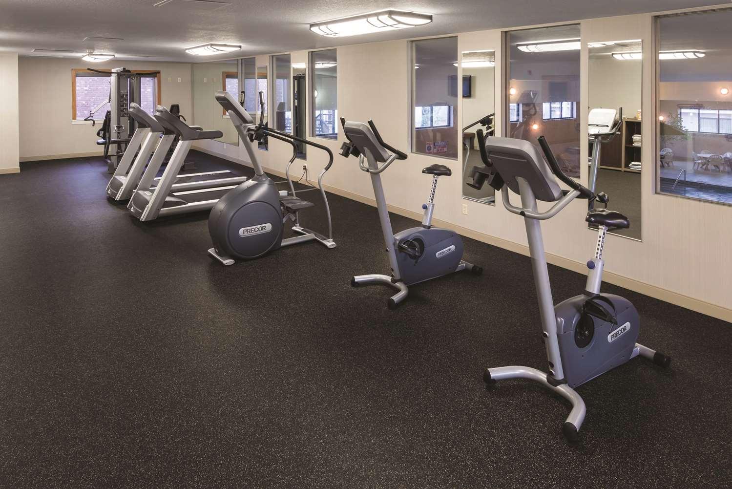 Fitness/ Exercise Room - Best Western Ramkota Inn Rapid City