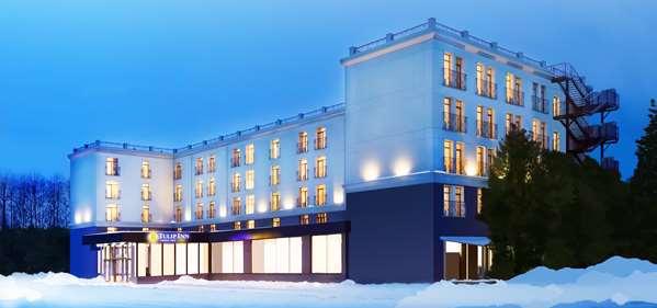 Hôtel 3 étoiles TULIP INN SOFRINO PARK HOTEL