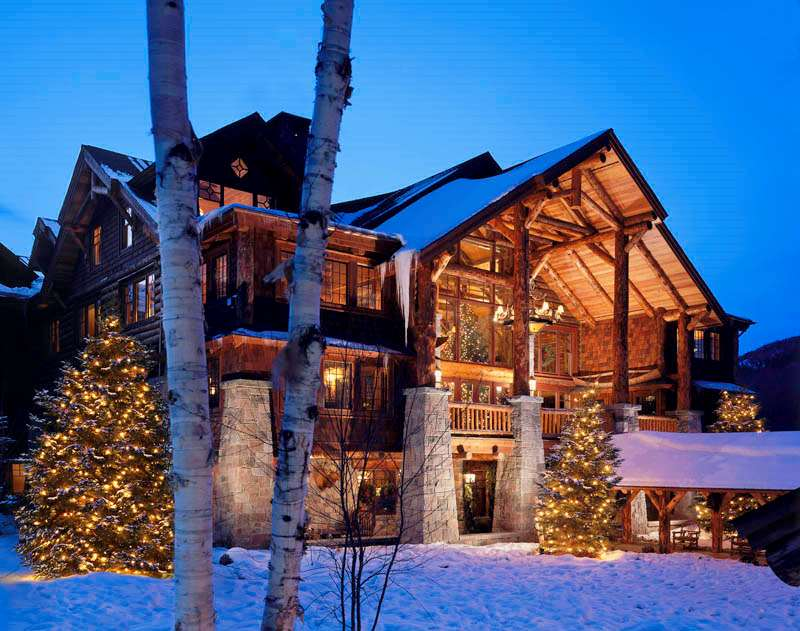 Exterior view - Whiteface Lodge Lake Placid