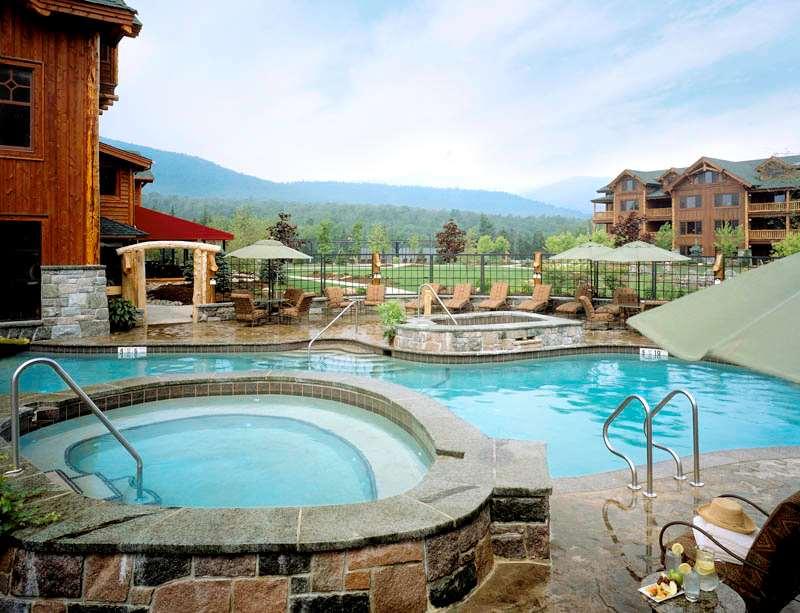 Pool - Whiteface Lodge Lake Placid