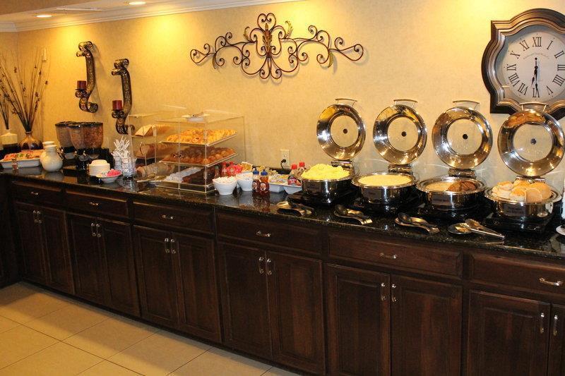 Restaurant - Best Western Plus Valdosta Hotel & Suites