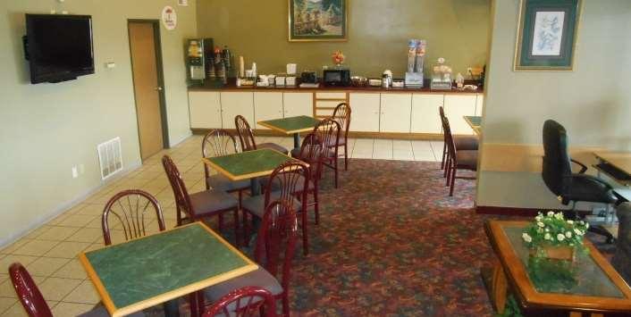 Restaurant - Guesthouse Inn St Joseph