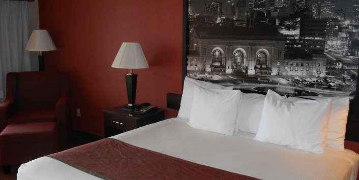 Room - Guesthouse Inn St Joseph