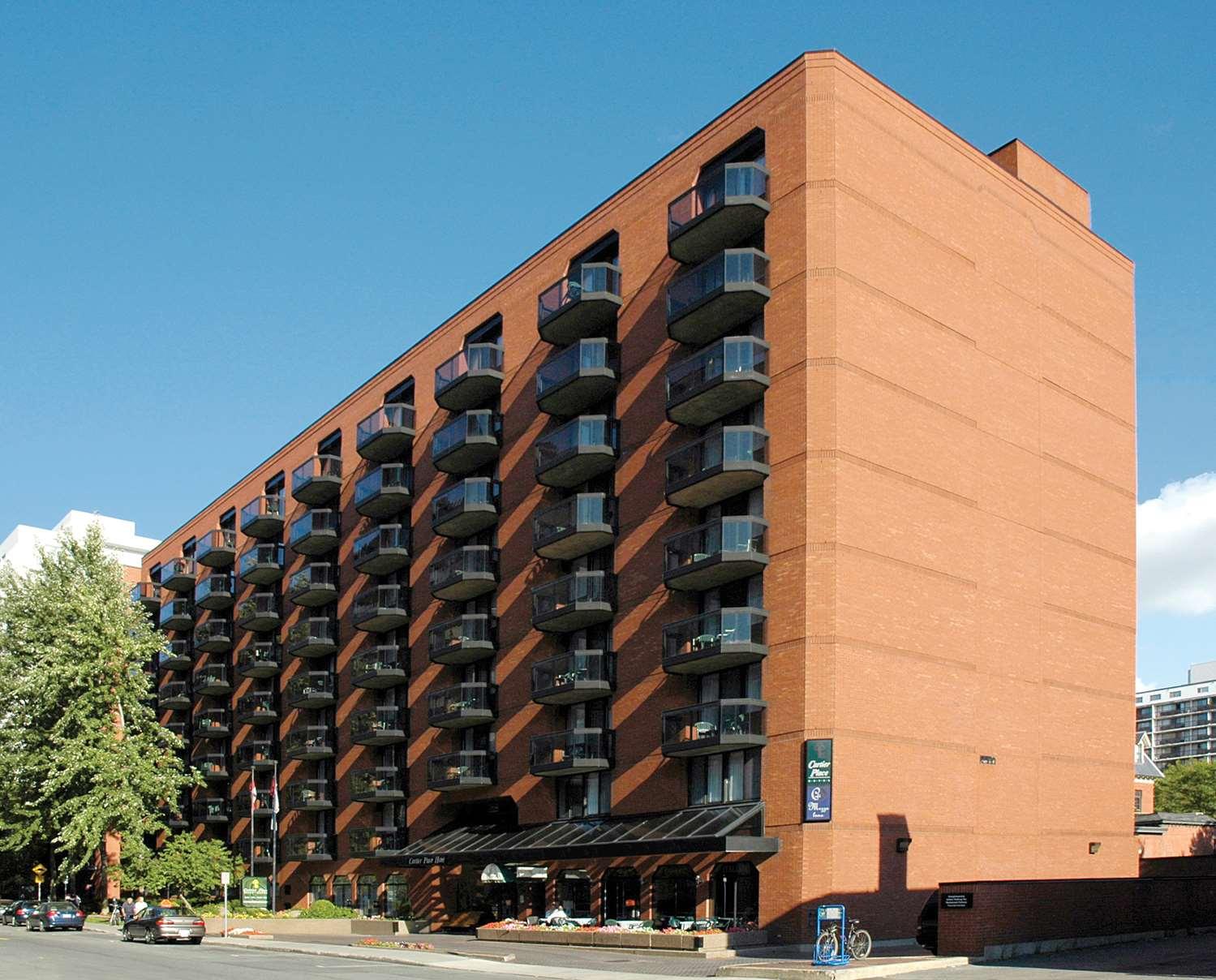 Exterior view - Cartier Place Suite Hotel Ottawa